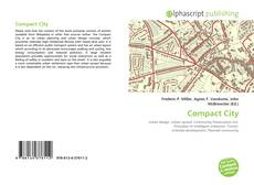 Bookcover of Compact City