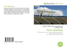 Bookcover of Amar Upadhyay