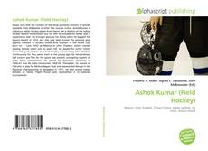 Bookcover of Ashok Kumar (Field Hockey)