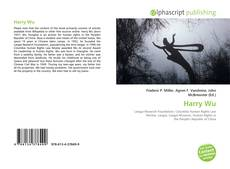 Bookcover of Harry Wu
