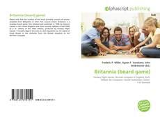 Bookcover of Britannia (board game)