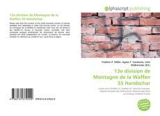 13e division de Montagne de la Waffen SS Handschar的封面
