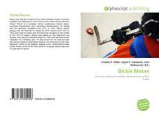 Dickie Moore kitap kapağı