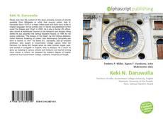 Bookcover of Keki N. Daruwalla