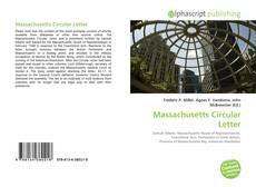 Bookcover of Massachusetts Circular Letter