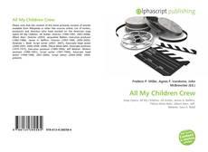 Couverture de All My Children Crew