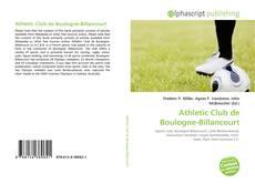 Capa do livro de Athletic Club de Boulogne-Billancourt