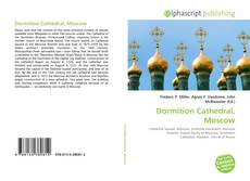 Buchcover von Dormition Cathedral, Moscow