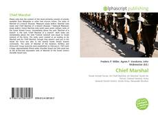 Bookcover of Chief Marshal