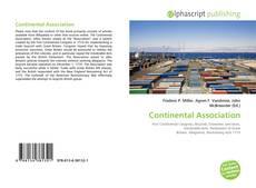 Обложка Continental Association