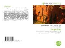 Bookcover of Felipe Neri