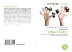 Antique Toy Show kitap kapağı
