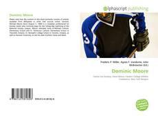 Dominic Moore kitap kapağı