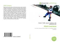 Buchcover von Alain Lemieux