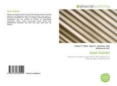 Bookcover of Jean Vanier