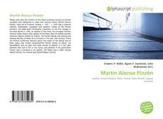 Capa do livro de Martín Alonso Pinzón