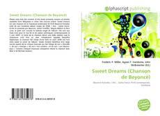 Borítókép a  Sweet Dreams (Chanson de Beyoncé) - hoz