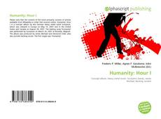 Bookcover of Humanity: Hour I