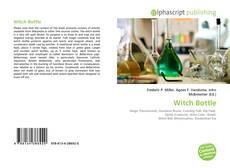 Обложка Witch Bottle