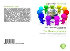 Bookcover of The Planetary Society