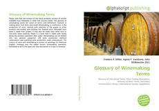 Buchcover von Glossary of Winemaking Terms
