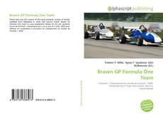 Capa do livro de Brawn GP Formula One Team