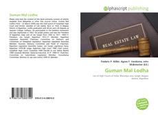 Bookcover of Guman Mal Lodha