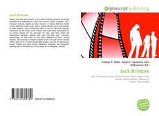 Copertina di Jack Bristow
