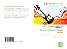 Copertina di Discographie de David Bowie