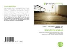 Borítókép a  Grand Celebration - hoz