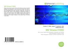 Copertina di MV Oriana (1995)