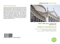 Bookcover of 1260s in Architecture