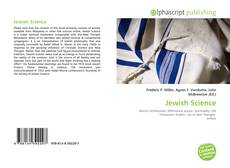 Bookcover of Jewish Science