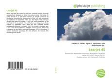 Bookcover of Learjet 45
