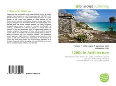 Bookcover of 1280s in Architecture