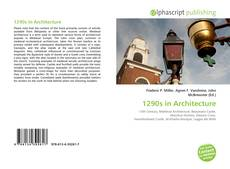 Bookcover of 1290s in Architecture