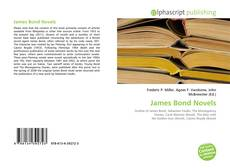 Couverture de James Bond Novels