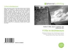 Обложка 1170s in Architecture