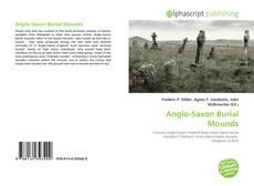 Обложка Anglo-Saxon Burial Mounds
