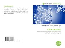 Bookcover of Elisa Radziwill