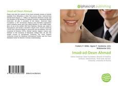 Portada del libro de Imad-ad-Dean Ahmad