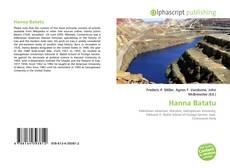 Buchcover von Hanna Batatu