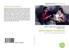 Hanna Nasser (academic)的封面