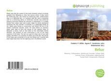 Buchcover von Rebar