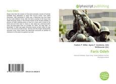Faris Odeh kitap kapağı