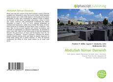 Bookcover of Abdullah Nimar Darwish