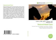 Bookcover of Natural Hoof Care