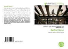 Bashar Masri kitap kapağı