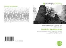 Bookcover of 1440s in Architecture