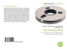 Capa do livro de The Company (film)